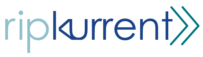 ripKurrent, technology, innovation, logo